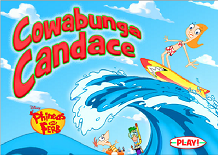 Candace Face Surf