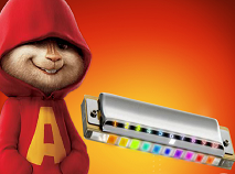 Alvin and The Chipmunks Alvin's Harmonica