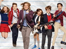 School of Rock Rocking Out