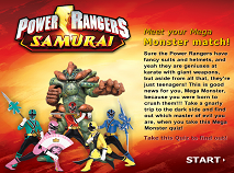 Care Monstru Power Rangers Esti?