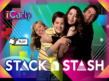 iCarly Stack 'N Stash