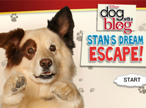 Dog With a Blog - Stan's Dream Escape