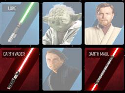 Cavalerii Jedi de Memorie