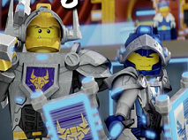 Nexo Knights Kids Jigsaw