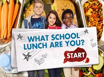 Which School Lunch Are You?