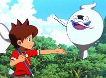 Ceasul Yo-Kai Diferente
