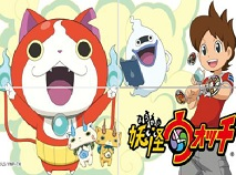 Yo-Kai Watch Sliding Puzzle 2