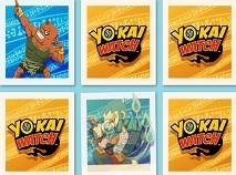Ceasul Yo-Kai de Memorie 2