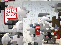 Cei 6 Super Eroi Jigsaw