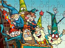 Cei 7D Puzzle