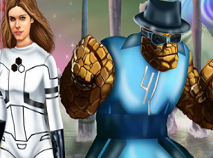 Fantastic Four Dress Up