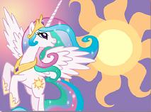 Celestia and the Sun