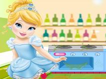 Cinderella Kitchen Cleaning