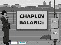 Charlie Chaplin Mentine Echilibrul
