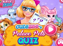 Cutezee's Palace Pets Quiz