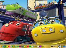 Hidden Numbers in Chuggington