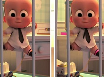 The Boss Baby Spot 6 Diff