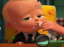 The Boss Baby Hidden Letters