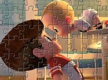 Cine-i Sef Acasa Puzzle Jigsaw