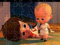 Cine-i Sef Acasa Puzzle