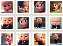 The Boss Baby Memory Game