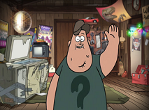 Gravity Falls Soos's Confusing Adventure
