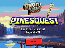 Gravity Falls Pinaquest