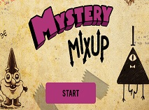 Gravity Falls Mystery Mix Up