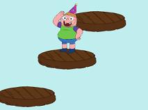 Clarence Jump