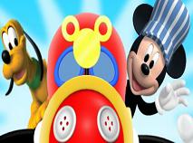 Clubul lui Mickey Mouse Choo Choo Expres