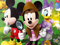 Mickey Mouse Clubhouse Hidden Numbers