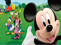 Mickey Mouse Clubhouse Rotate Puzzle