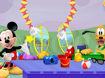 Mickey Mouse Clubhouse Holiday Countdown