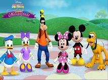 Clubul lui Mickey Mouse la Bal Mascat