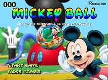 Clubul lui Mickey Mouse si Mingea