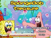 Comoara lui Spongebob
