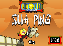 Xiaolin Showdown - Sua Ping