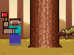Copacul Minecraft