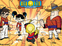 Xiaolin Chronicles Puzzle