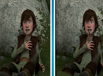 How to Train Your Dragon Spot 6 Differences