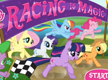 My Little Pony: Racing Is Magic