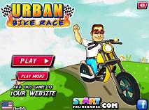 Curse Urbane cu Motociclete