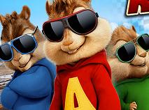 Curse cu Alvin si Veveritele