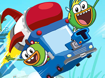 Breadwinners: Punch It, B!