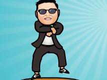 Danseaza Gangnam Style