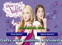 Darts cu Violeta si Ludmila