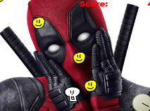 Deadpool Avoider Game
