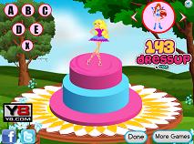 Decoreaza Tortul cu Zanele Winx