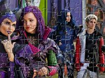 Descendentii Puzzle Jigsaw