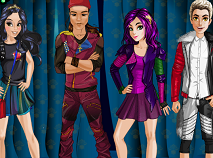 Descendants Dress Up